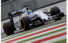 Felipe Massa - Williams - GP Italien - Monza - Freitag - 4.9.2015