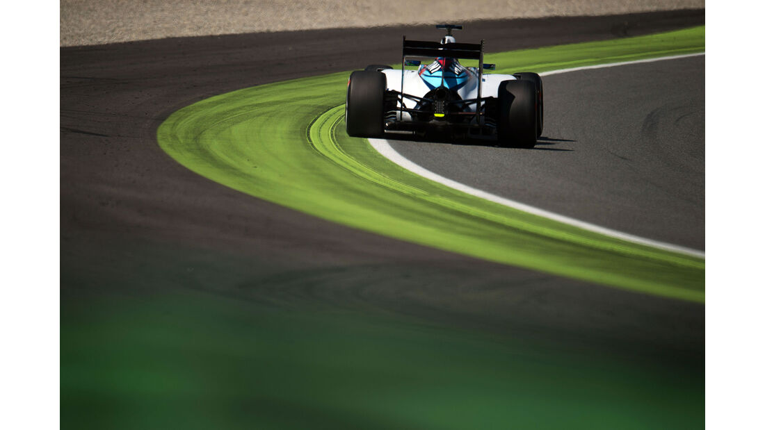 Felipe Massa - Williams - GP Italien - Monza - Qualifying - 5.9.2015