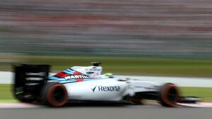 Felipe Massa - Williams - GP Japan 2015