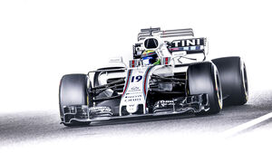 Felipe Massa - Williams - GP Japan 2017