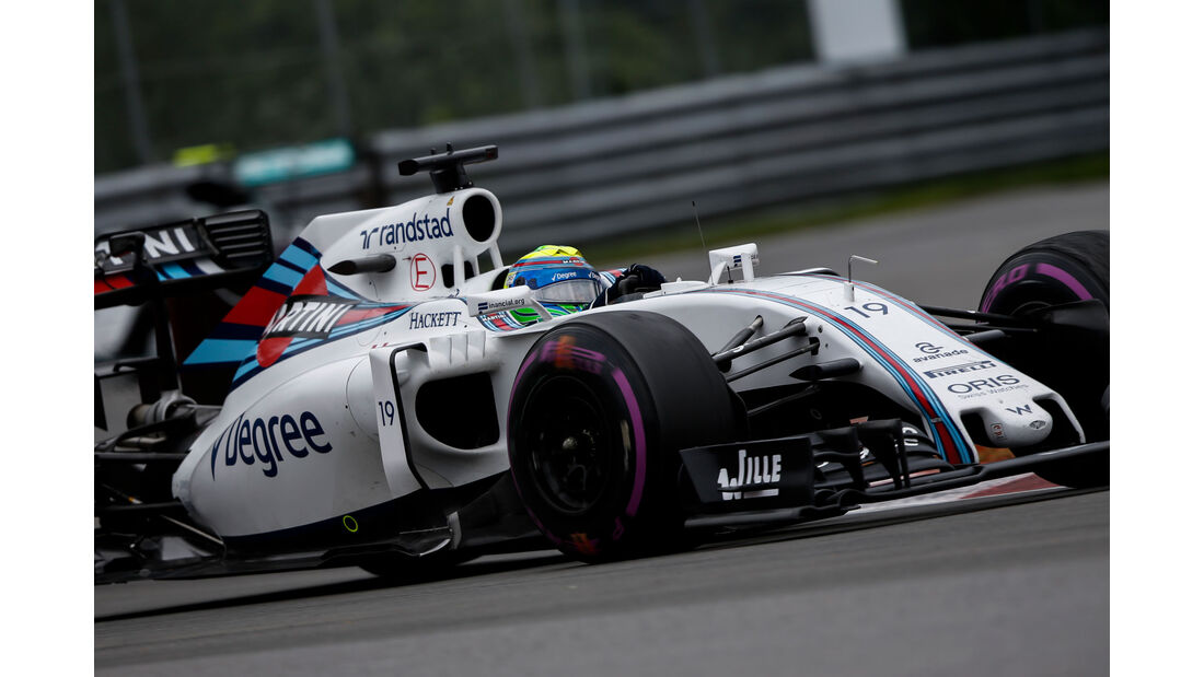 Felipe Massa - Williams - GP Kanada 2016 - Montreal