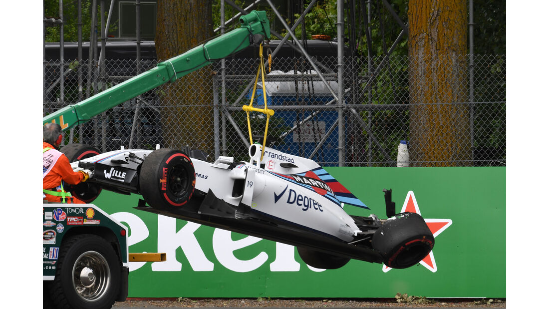 Felipe Massa - Williams - GP Kanada 2016 - Montreal - Freitag - 10.6.2016