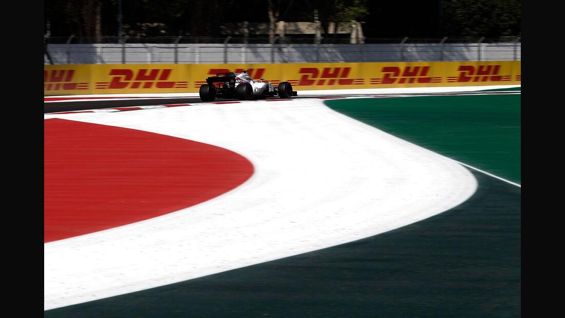 Felipe Massa - Williams - GP Mexiko - Formel 1 - Freitag - 27.10.2017