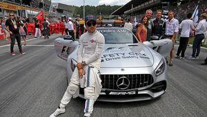 Felipe Massa - Williams - GP Österreich 2017