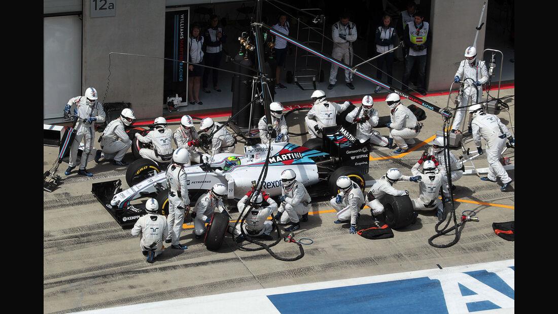 Felipe Massa - Williams - GP Österreich - Formel 1 - Sonntag - 21.6.2015