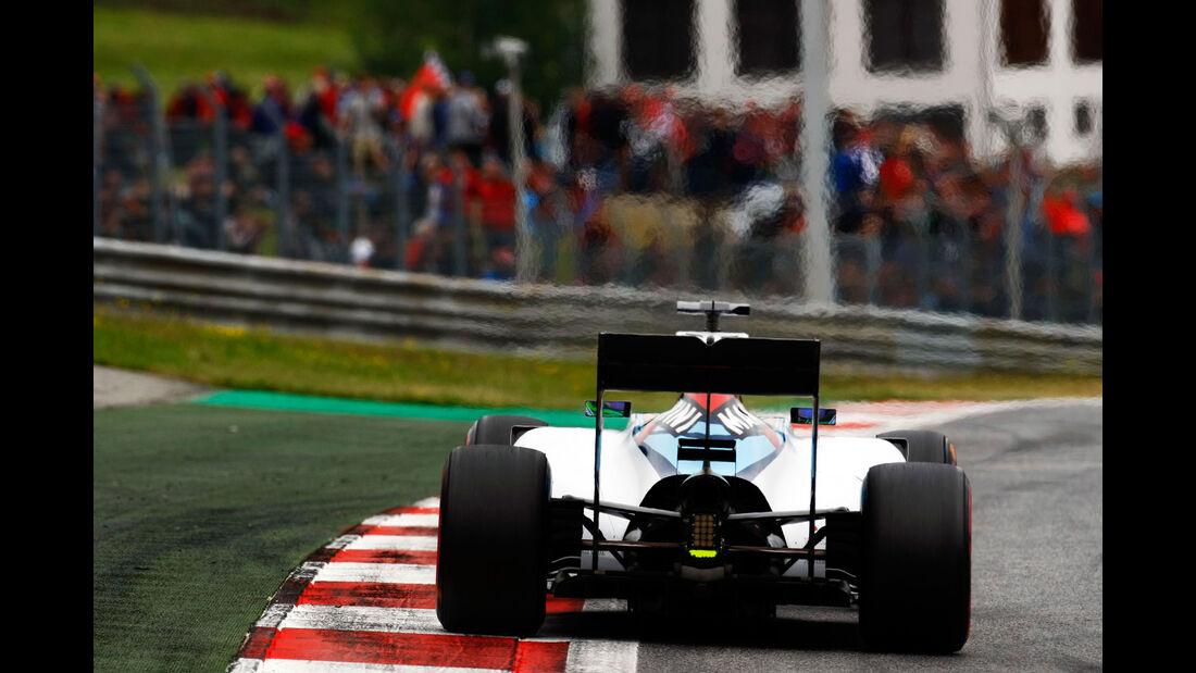 Felipe Massa - Williams - GP Österreich - Qualifiying - Formel 1 - Samstag - 20.6.2015