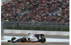 Felipe Massa - Williams - GP Russland 2015 - Sochi - Rennen