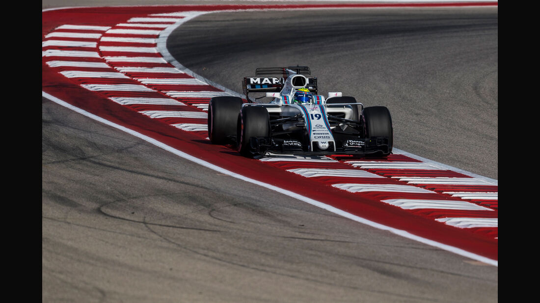 Felipe Massa - Williams - GP USA 2017 - Qualifying