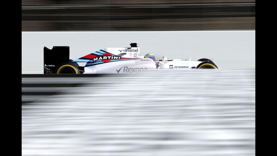 Felipe Massa - Williams - Highlights - Barcelona Test 2 - 2016