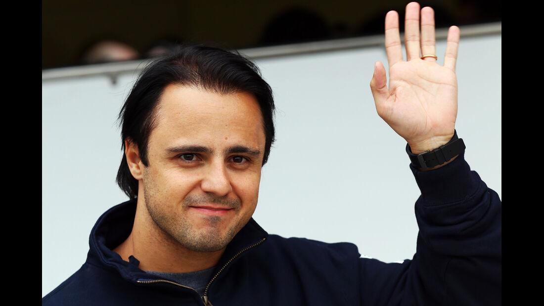Felipe Massa - Williams - Jerez - Formel 1-Test 2014