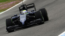 Felipe Massa - Williams - Jerez-Test - F1 2014