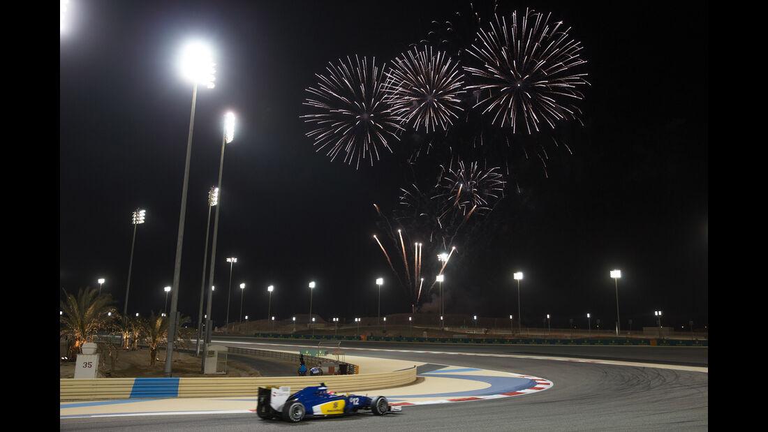 Felipe Nasr - Danis Bilderkiste - Formel 1 - GP Bahrain 2015