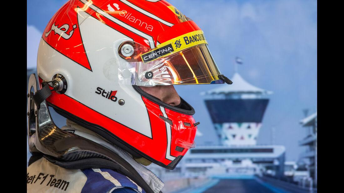 Felipe Nasr - Danis Bilderkiste - GP Abu Dhabi 2015