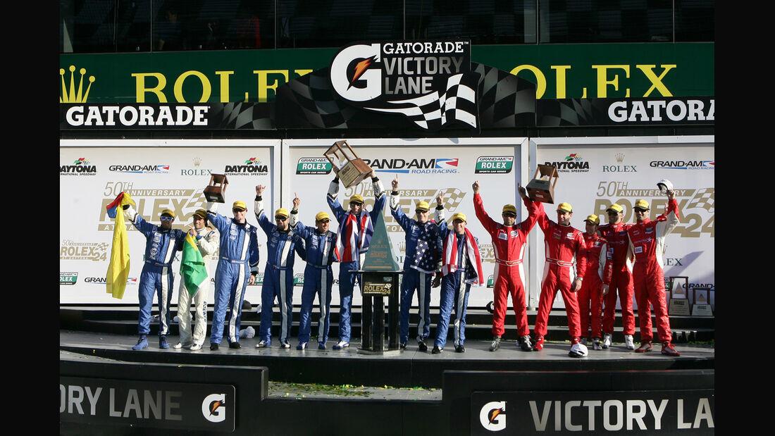 Felipe Nasr - Daytona 2012