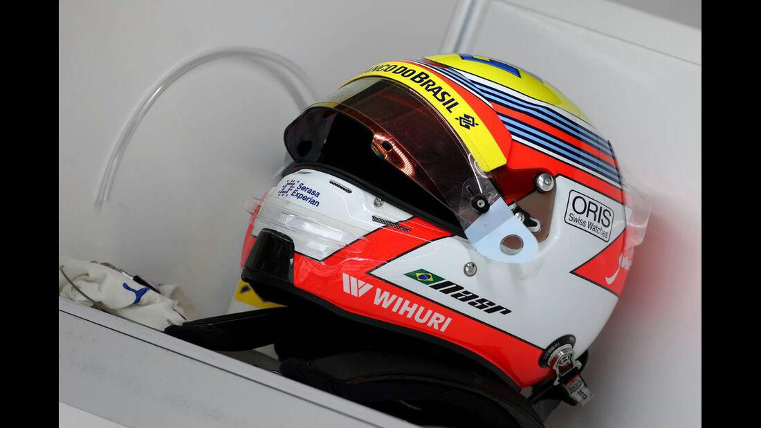 Felipe Nasr - Formel 1 - GP Brasilien- 7. November 2014