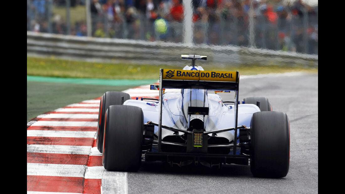 Felipe Nasr - Formel 1 - GP Österreich 2015
