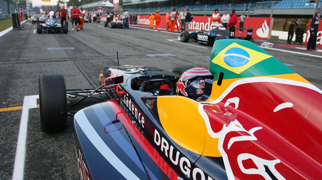 Felipe Nasr - Formel BMW