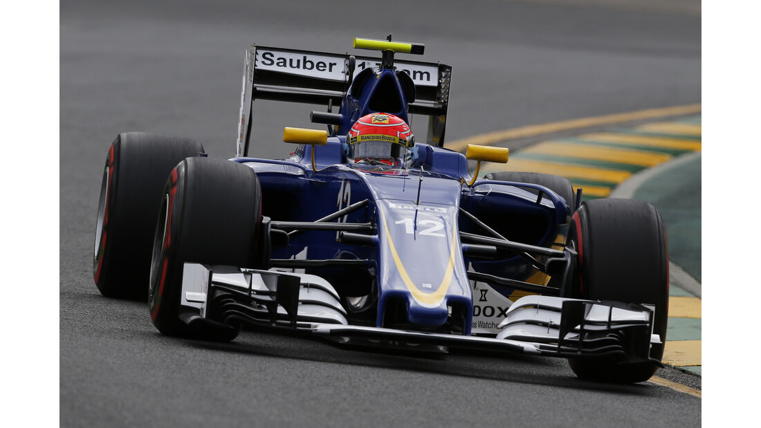 Felipe Nasr - GP Australien 2016