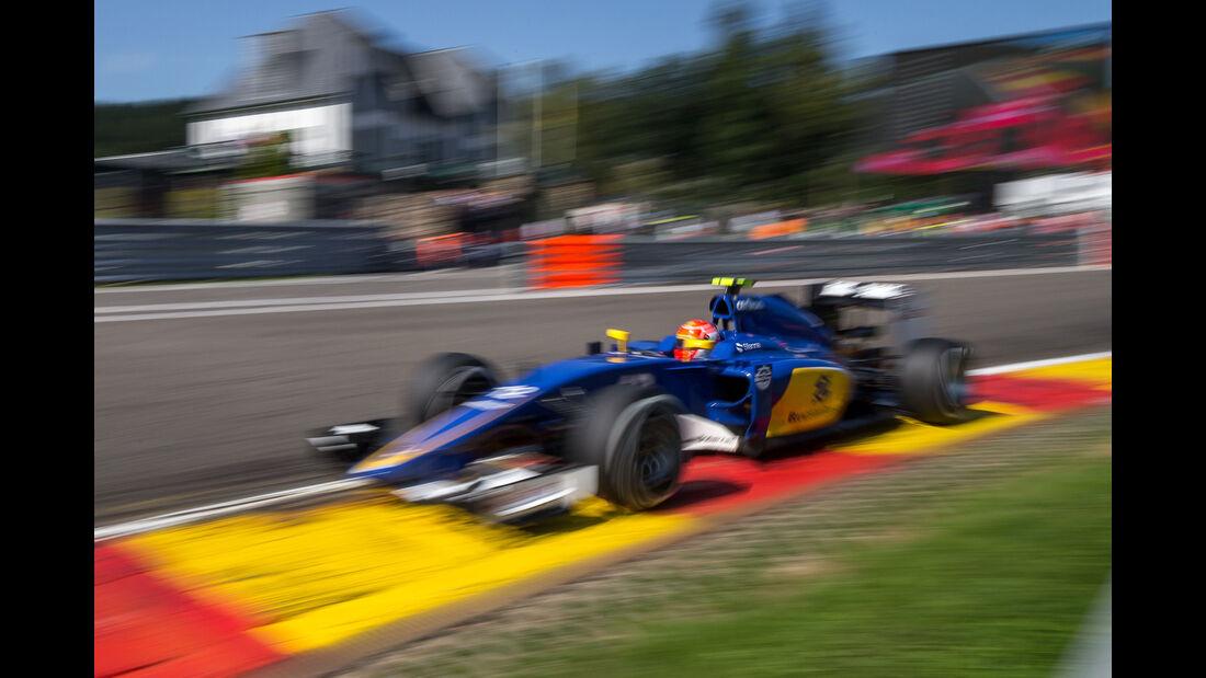 Felipe Nasr - GP Belgien 2015
