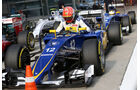 Felipe Nasr - GP China 2015