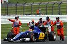 Felipe Nasr - GP England 2015