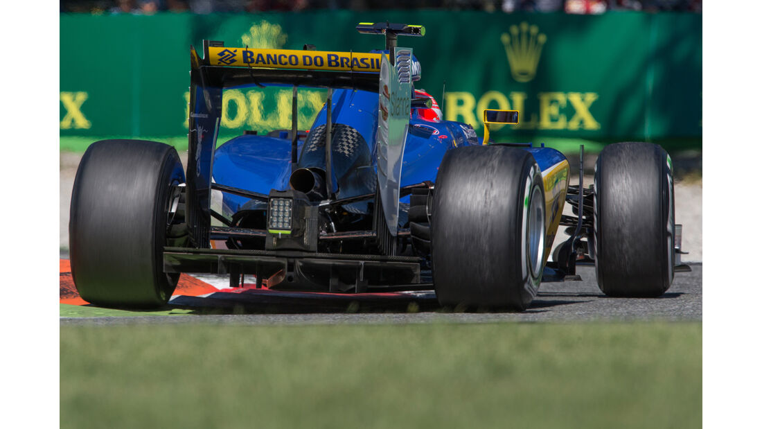 Felipe Nasr - GP Italien 2015