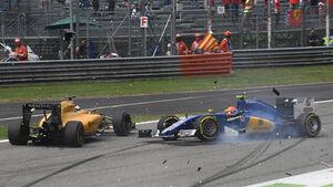 Felipe Nasr - GP Italien 2016