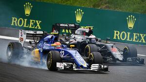 Felipe Nasr - GP Österreich 2016