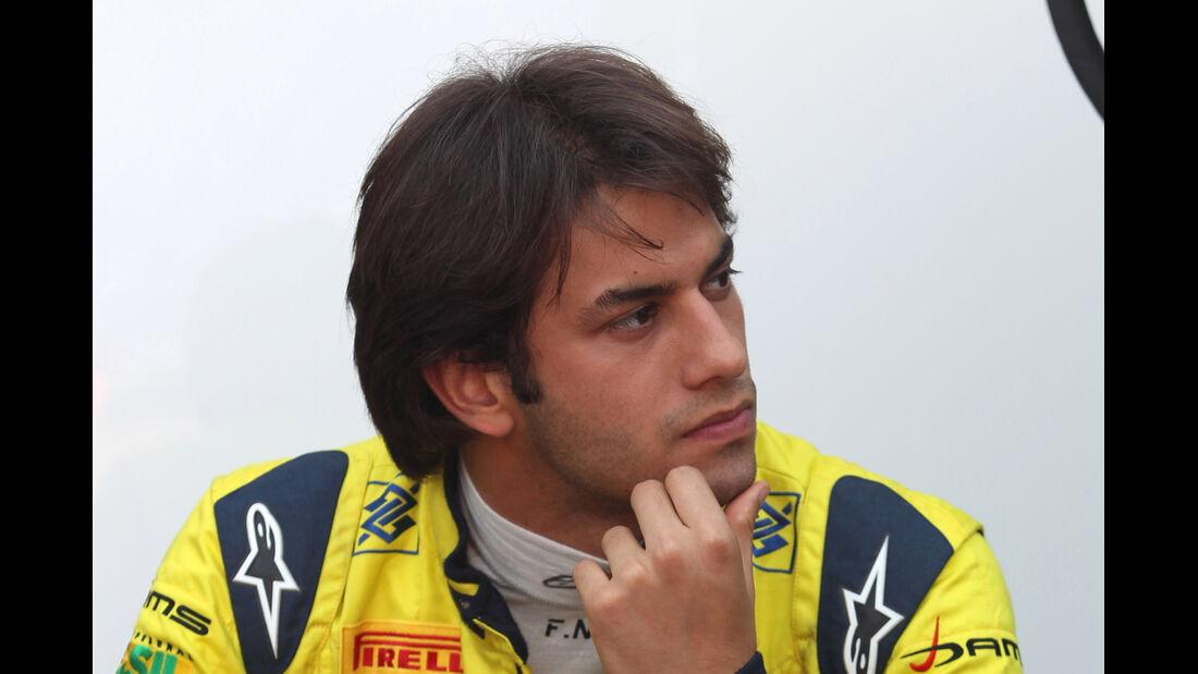 Felipe Nasr - GP2