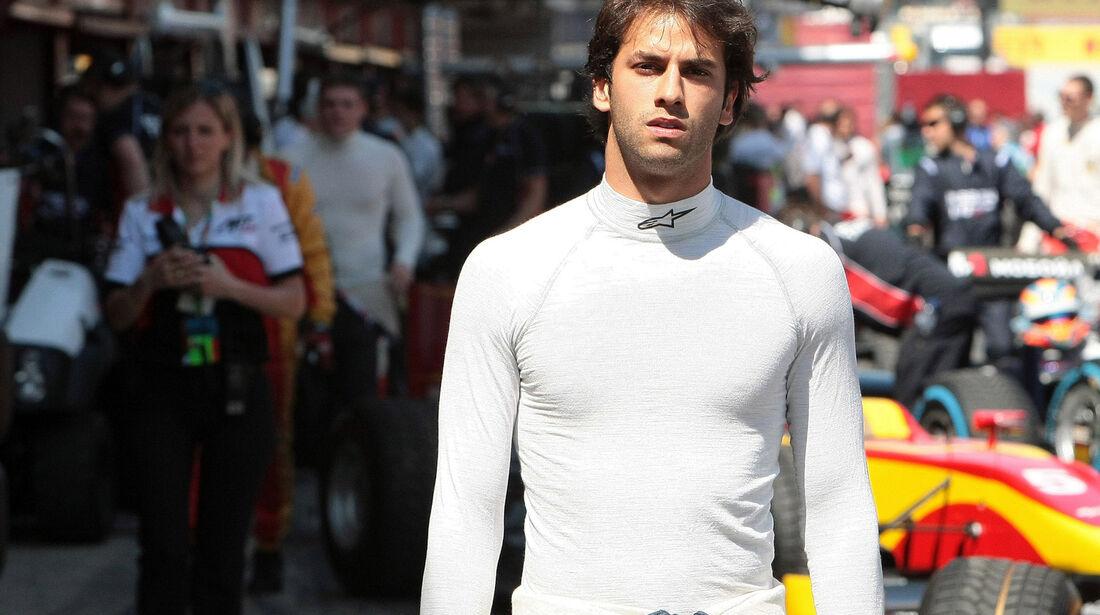 Felipe Nasr - GP2 - 2013