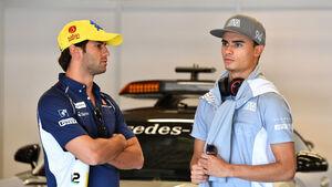 Felipe Nasr - Pascal Wehrlein - Formel 1