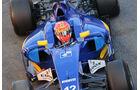 Felipe Nasr - Sauber - Barcelona - Formel 1-Test - 1. März 2016