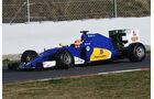 Felipe Nasr - Sauber - Barcelona - Formel 1-Test - 1. März - 2016