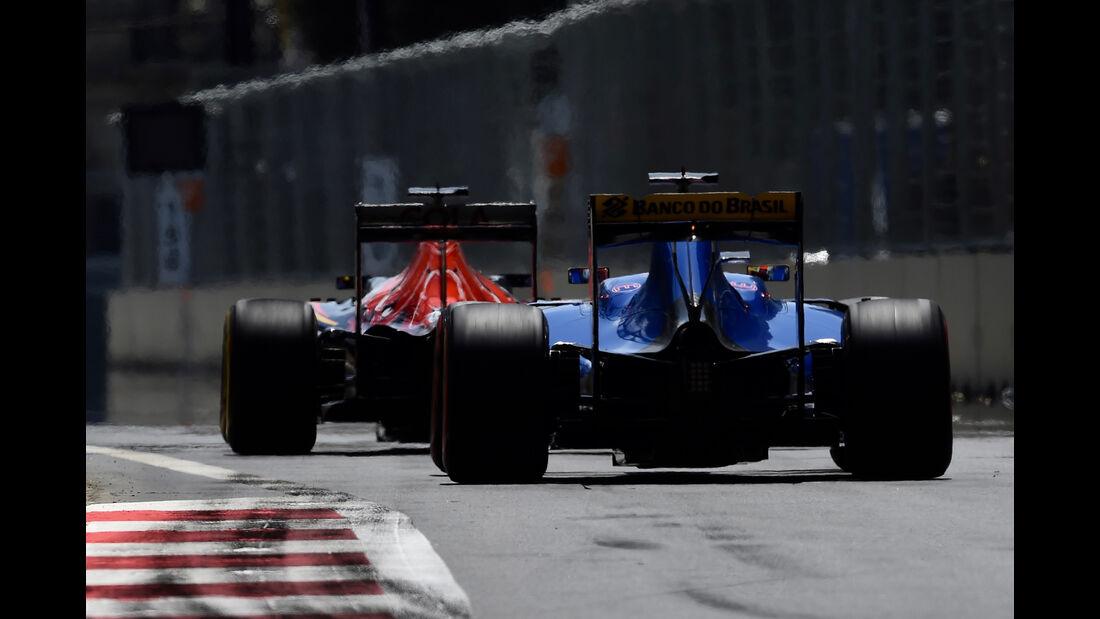 Felipe Nasr - Sauber - Formel 1 - GP Aserbaidschan - Baku - 18. Juni 2016016