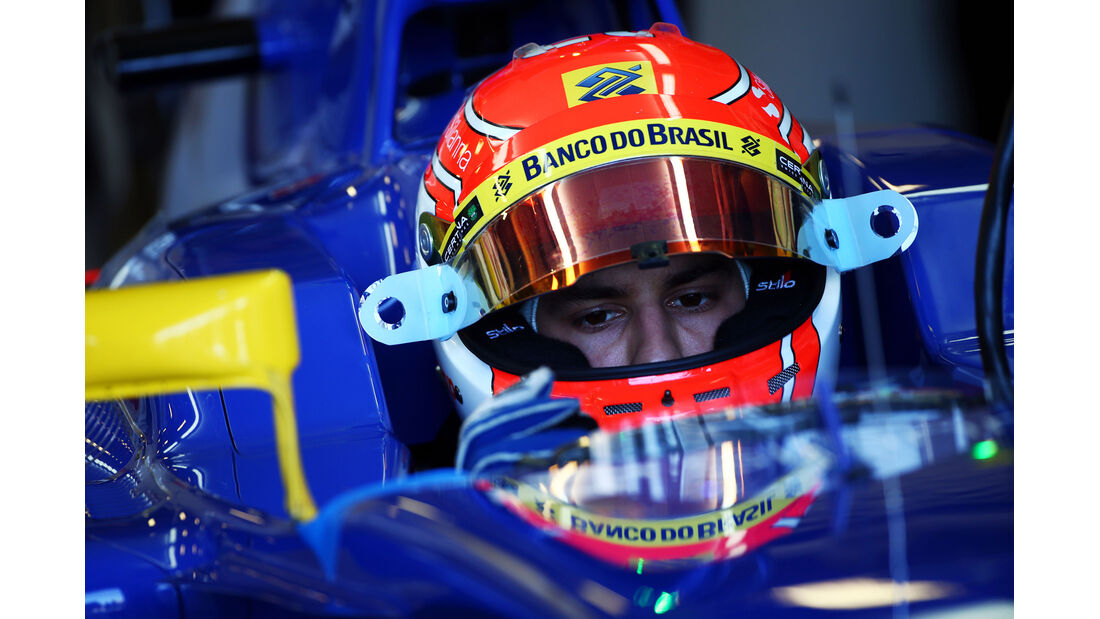 Felipe Nasr - Sauber - Formel 1 - GP Australien - 13. März 2015
