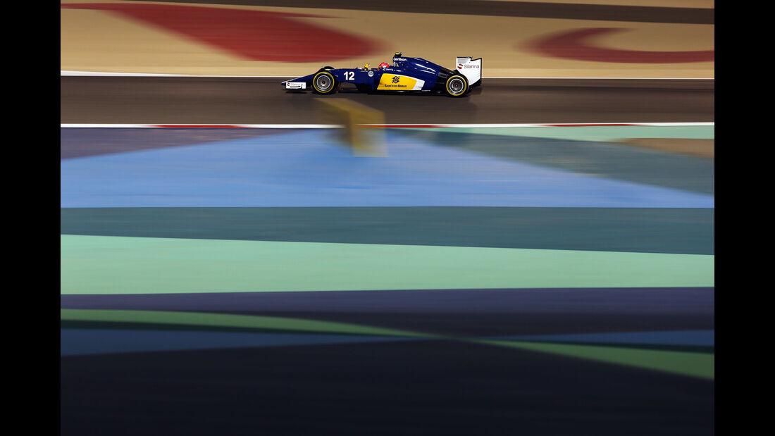 Felipe Nasr - Sauber - Formel 1 - GP Bahrain - 18. April 2015
