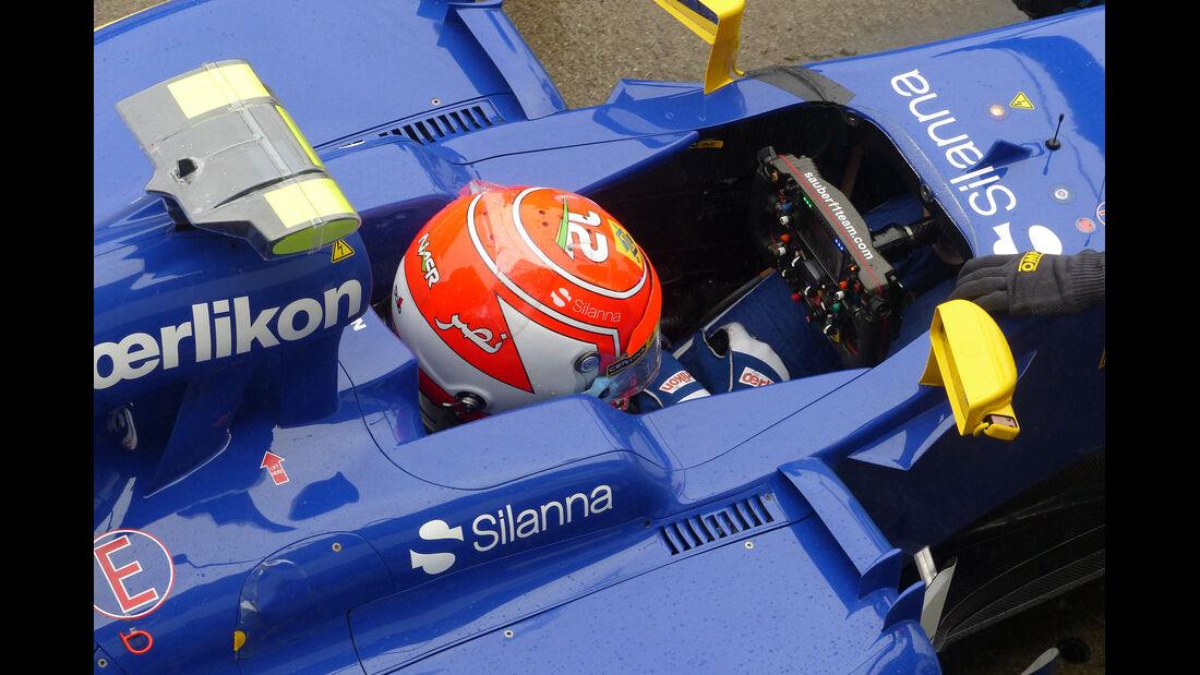 Felipe Nasr - Sauber - Formel 1 - GP Japan - Suzuka - 25. September 2015