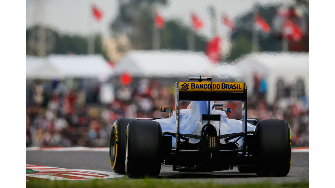 Felipe Nasr - Sauber - Formel 1 - GP Japan - Suzuka - Qualifying - Samstag - 8.10.2016