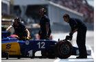 Felipe Nasr - Sauber - Formel 1 - GP Kanada - Montreal - 6. Juni 2015