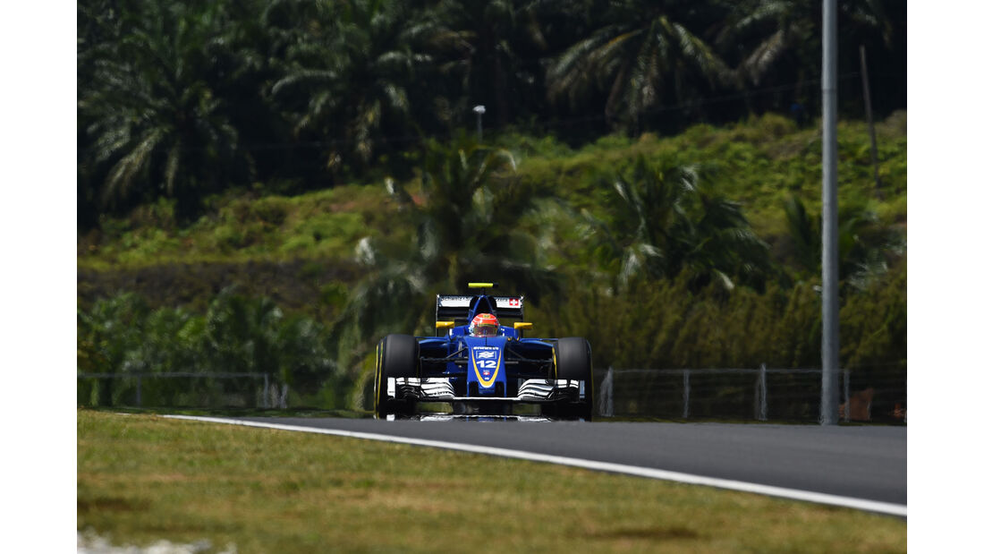 Felipe Nasr - Sauber - Formel 1 - GP Malaysia - Freitag - 30.9.2016