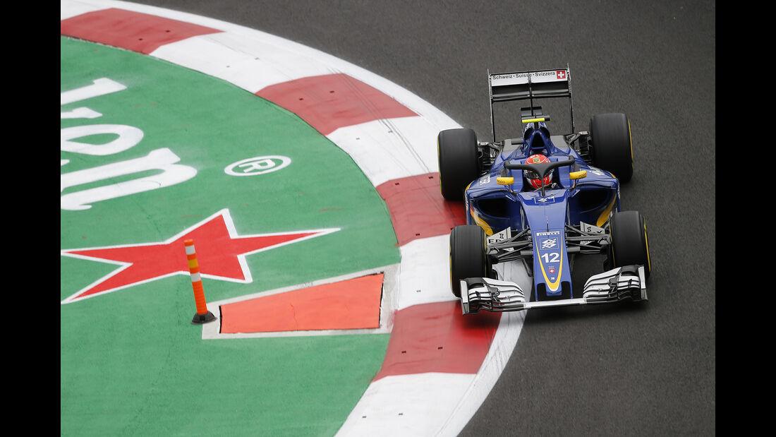 Felipe Nasr - Sauber - Formel 1 - GP Mexiko - 28. Oktober 2016