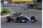 Felipe Nasr - Sauber - Formel 1 - GP Mexiko - 30. Oktober 2015