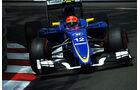 Felipe Nasr - Sauber - Formel 1 - GP Monaco - Samstag - 23. Mai 2015