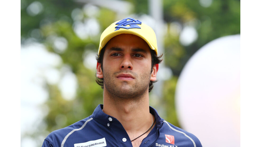 Felipe Nasr - Sauber - Formel 1 - GP Singapur - 17. September 2015