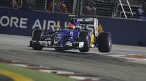 Felipe Nasr - Sauber - Formel 1 - GP Singapur - 17. September 2016