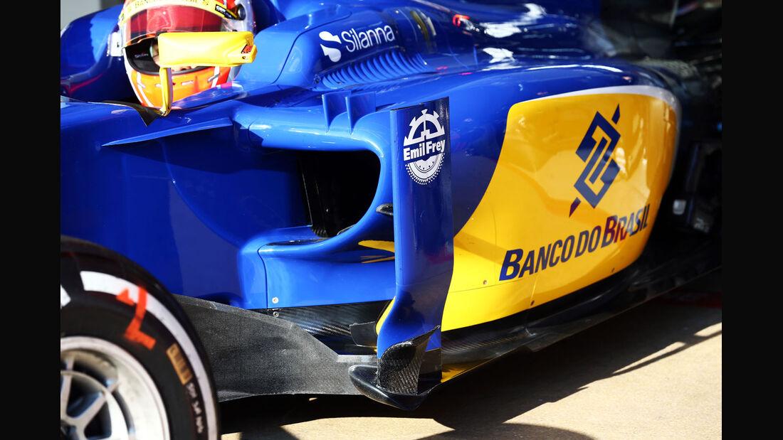 Felipe Nasr - Sauber - Formel 1-Test - Barcelona - 19. Februar 2015