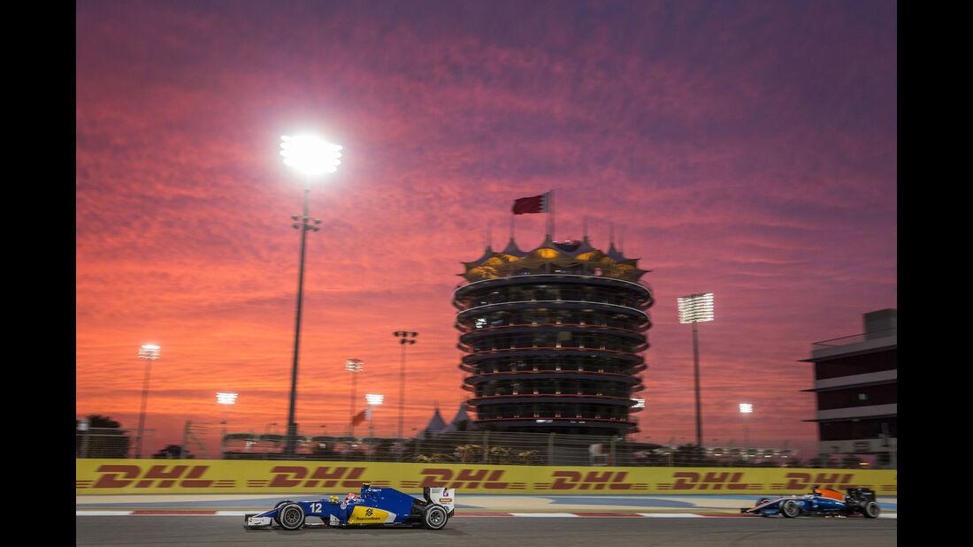 Felipe Nasr - Sauber - GP Bahrain 2016