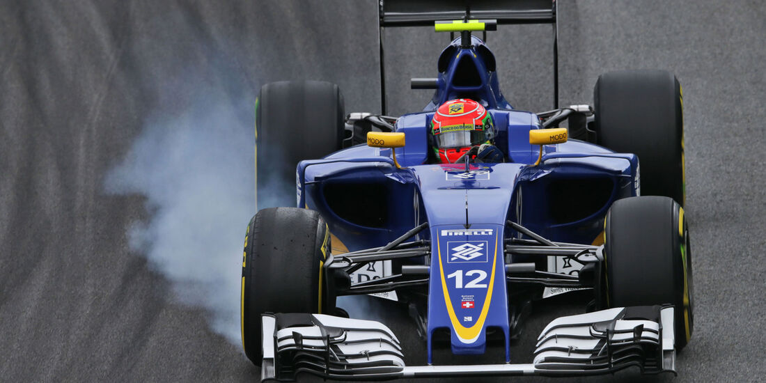 Felipe Nasr - Sauber - GP Brasilien 2016 - Interlagos - Qualifying