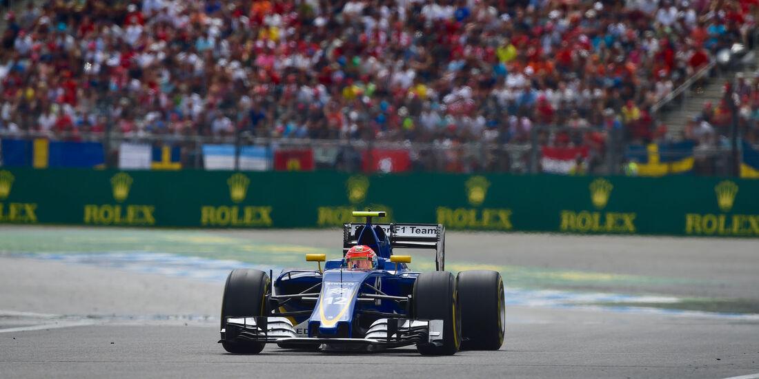 Felipe Nasr - Sauber - GP Deutschland 2016 - Hockenheim