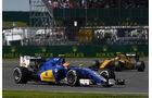 Felipe Nasr - Sauber - GP England - Silverstone - Formel 1 - Freitag - 8.7.2016
